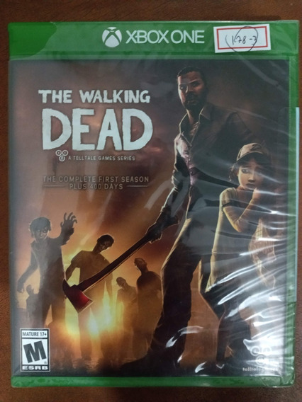 Xbox One Combo The Walking Dead The Complete First Season