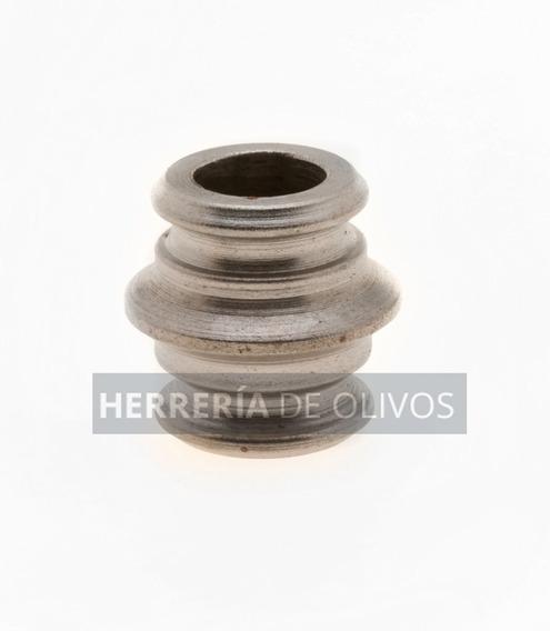Aplique Reja Hierro Intermedio De Reja (10 Unidades) C.9980