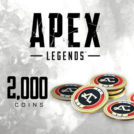 Apex Legends - Pacote De Fundador (skins + 2000 Moedas)