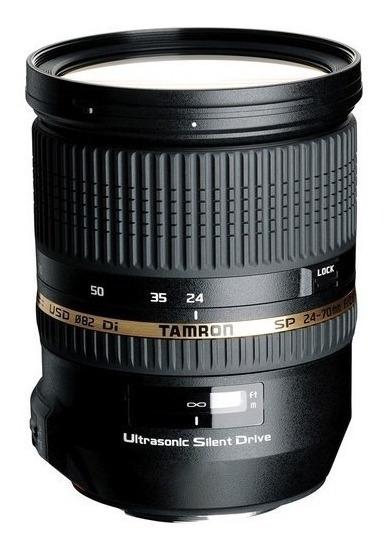Lente Tamron 24-70mm P/ Sony F/2.8 Ful Frame