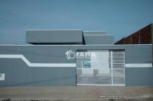 Casa À Venda, 60 M² Por R$ 288.000,00 - Residencial Serra Azul - Paulínia/sp - Ca0839