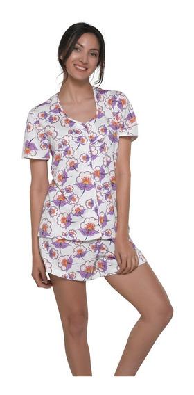 Pijama Verano De Mujer. 2 Piezas 7521