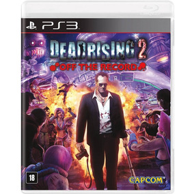 Dead Rising 2 Off The Record Ps3+box Metálico Splinter Cell