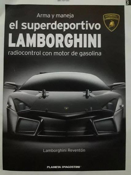 Arma Y Maneja El Superdeportivo Lamborghini Reventon N°10