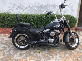 Harley Davidson Fat Boy 2011