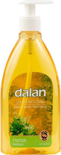 Dalan Jabón Líquido Herbal 400 Ml 12 Und X Bulto