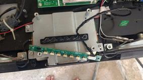 Painel De Controle Semp Toshiba Dl3253