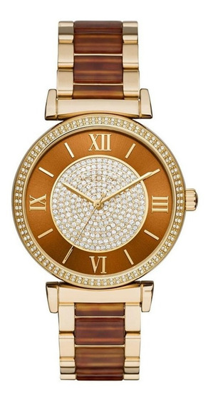 Relógio Michael Kors - Mk3411-4mn Wr30m
