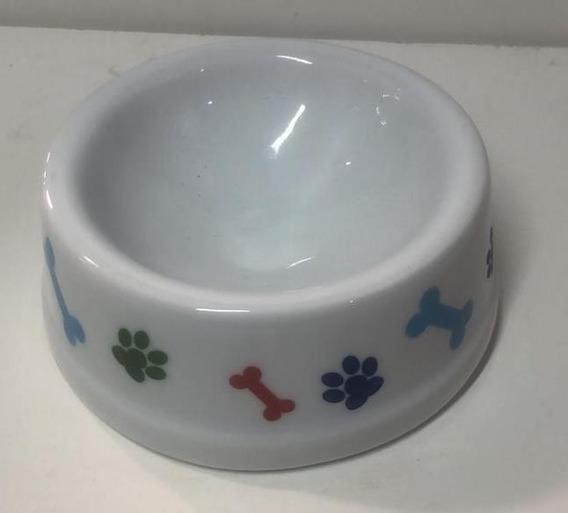 Comedouro Cachorro Porcelana Cães - Filhote