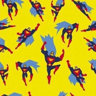Papel Adesivo Contact Infantil Super Heróis 45 Cm X 10 Metro