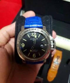 Panerai Gmt Edición Limited Zero Troco Patek E Rolex