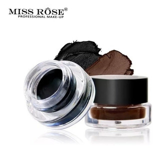 Miss Rôse Delineador Em Gel 24 Horas
