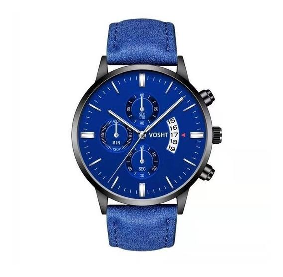 Relógio Masculino Shaarms Importado 100% Original