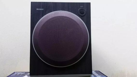 Caixa Som Subwoofer 150w Ativo Sony Para Receiver Home