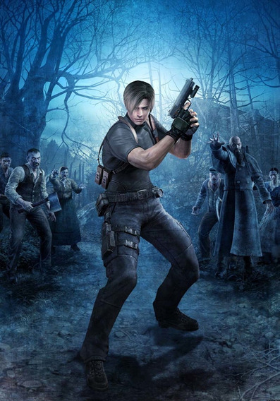 Resident Evil 4 Hd Ultimate Edition Steam Offline