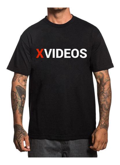 Playera Xvideos Hombre Videos Juegos Adulto