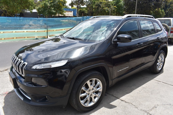 Jeep Cherokee Limited 4x4 3.2cc