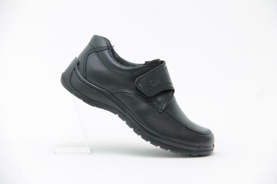 Zapato Comodo Escolar Flexi 57903 Negro 100% Originales!!