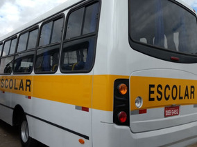 Micro Ônibus, Escolar , 47 Lugares , Mecanica Mwm
