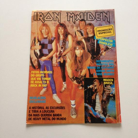 Pôster Iron Maiden A536