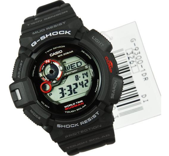 Casio G-shock G-9300-1 Mudman