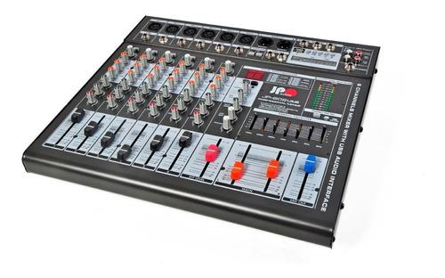 Consola Jp Audio Jp-602usb De 6 Canales