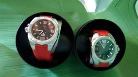 2 Relógio Tchnnos Do São Paulo