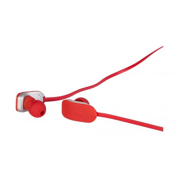 Fone Microfone E Controle Volume Altec Mzx356 Vermelha