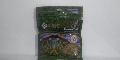 Imagen 1 de 1 de Sunny Alimento Turtle Sticks 70g Premium Food Tortugas