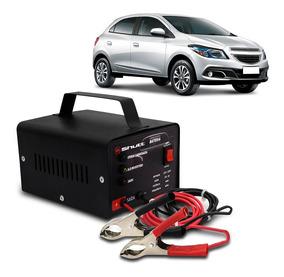Carregador De Bateria Carro Bivolt 12v 5a 60w Led Shutt