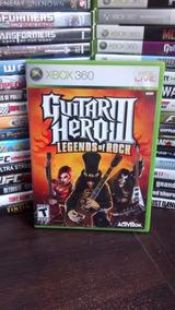 Xbox 360 Guitar Hero 3 : Legends Of Rock- Joga Com Controle