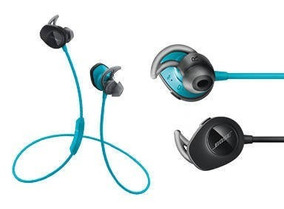 Fone De Uuvido Bose Soundsport Azul Wireless Bluetooth
