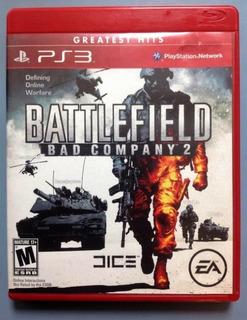 Playstation 3 Ps3 Battlefield Bad Company 2 Greatest Hits