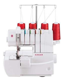 Máquina de coser Singer 14T970C blanca 110V