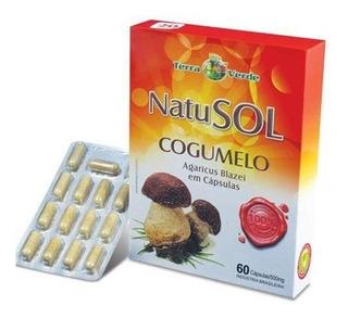 Natusol Cogumelo - Terra Verde - Melhor Que Cogumelo Do Sol!
