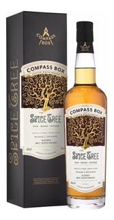 Whisky Compass Box Spice Tree Artist Con Estuche Escoces