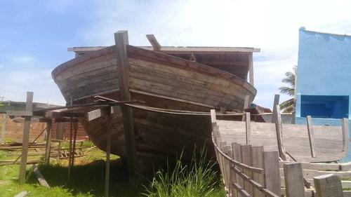 Casco De Barco De 2° 2° Andares