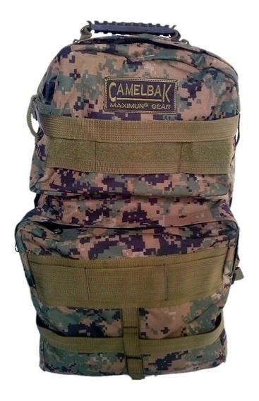 Mochila Camelbak, Multicam Reforzada, De Uso Militar