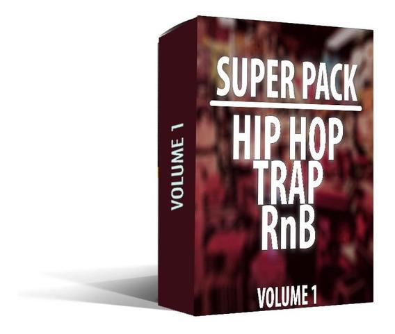 Super Pack De Samples Hip Hop / Rnb / Trap 2019 Vol. 1