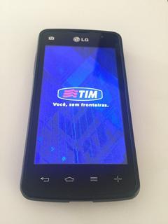 Lg L50 Sporty (d227), Dual Chip, Tv, Android Kit Kat