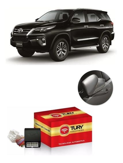 Módulo De Rebatimento Retrovisor Toyota Sw4 Park 2 Au