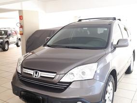 Honda Crv Exl 4x4 Completa