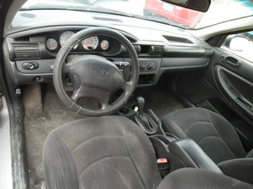Dodge Stratus 2004 Plata 2.4 Le At