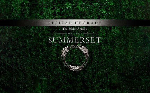 The Elder Scrolls Summerset Pc - Teso Key (envio Flash)