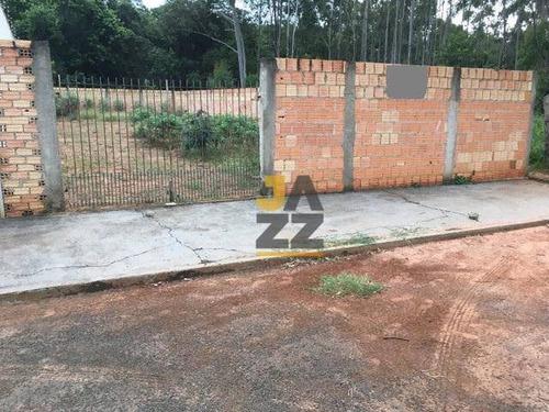 Terreno À Venda, 340 M² Por R$ 140.000,00 - Parque Das Nações - Bauru/sp - Te3138