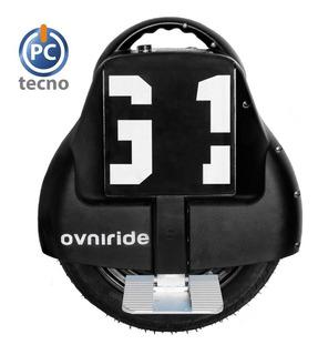 Monociclo Eléctrico Ovniride, Tecnologia Alemana,stgo Centro
