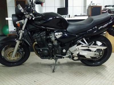 Suzuki Bandit 1200n 2003 Aceita Troca