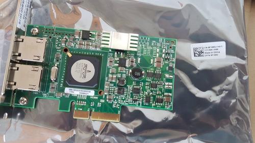Placa De  Rede Dell R410/r420 10/100/1000 Pci-e X4 5709