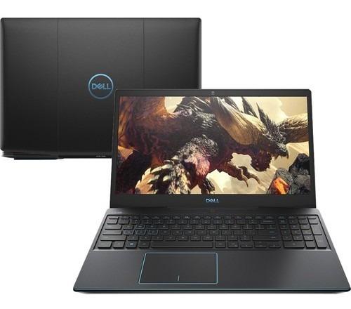Notebook Dell G3 3590 I5 9300h 8gb Ssd 256gb Gtx1050 W10h