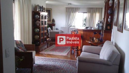Apartamento Residencial À Venda, Campo Belo, São Paulo. - Ap24052